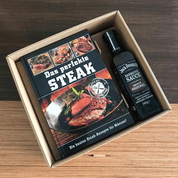 Geschenkset Das perfekte Steak