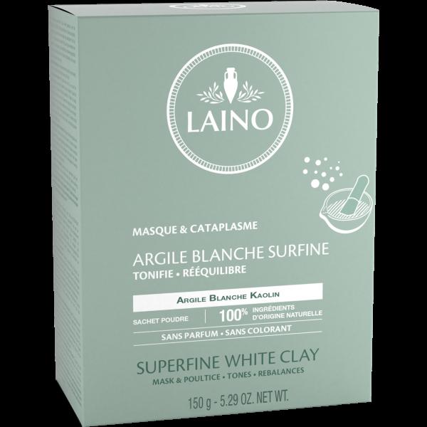 Laino extrafeines weißes Tonerdepulver
