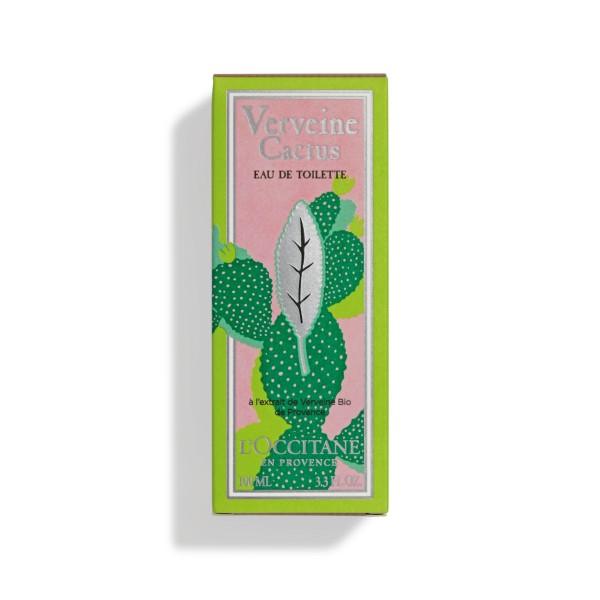 EdT Verbene-Kaktus