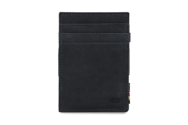Essenziale Magig Wallet ohne Münzfach carbon schwarz