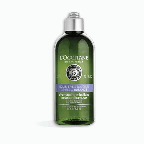 sanftes Balance-Shampoo
