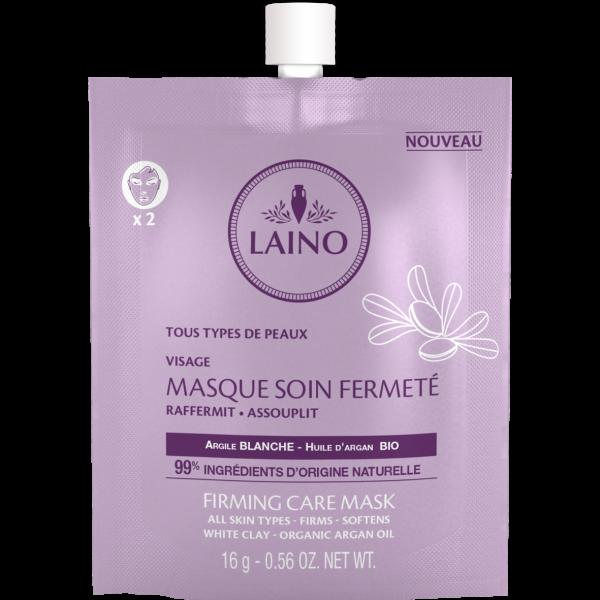 Laino weiße Tonerde-Maske Arganöl