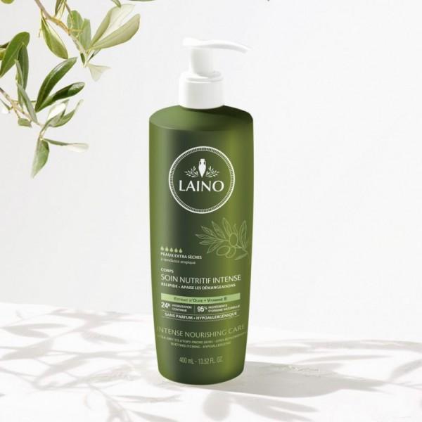 Laino intensiv nährende Körperlotion Olive 400ml