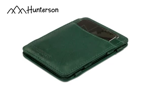 Hunterson Magic Wallet green