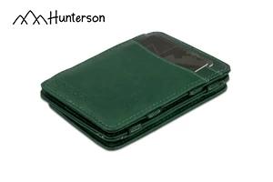 Hunterson Magic Coin Wallet Grün
