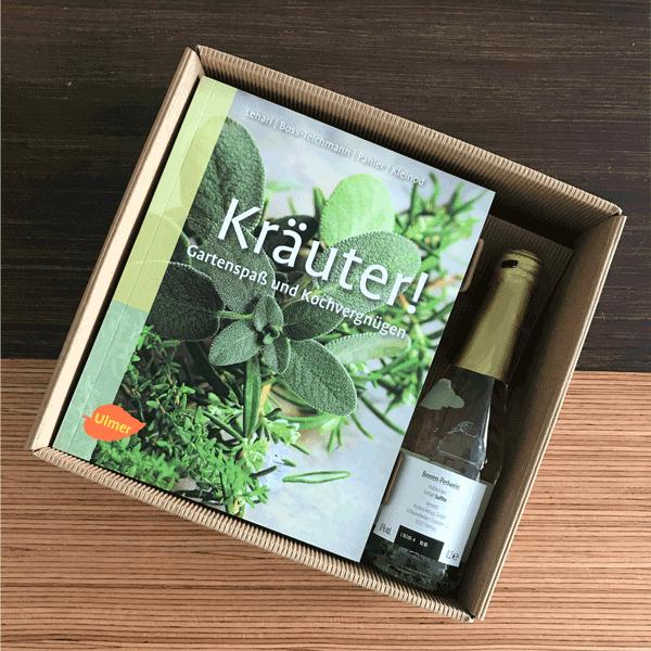 Kraeuter und Gartenfreuden