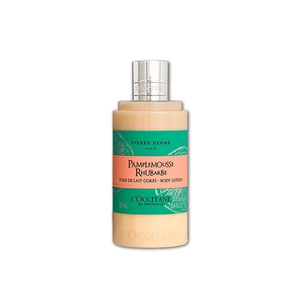 Körpermilch Grapefruit-Rhabarber L Occitane