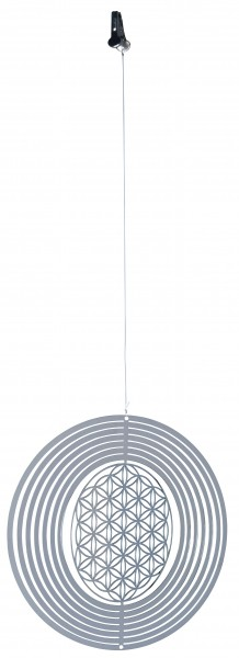 "Cosmo-Windspiel ca.8""/ 20cm Diamant"