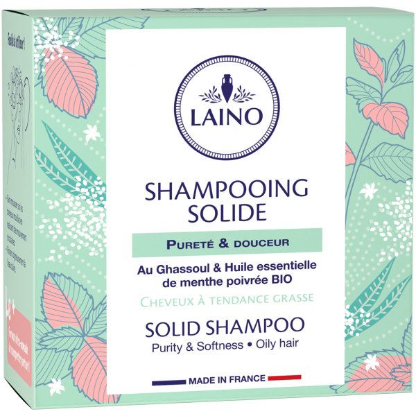 Laino Shampoo für normales un fettendes Haar 602899
